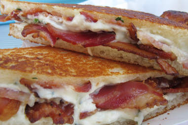 Grilled Blue & Bacon from Ms. Cheezious
