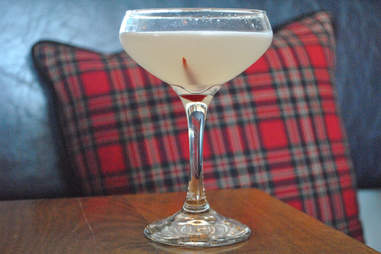 The Shit cocktail at Rye on Market