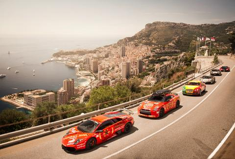 Gumball 3000 Road Race