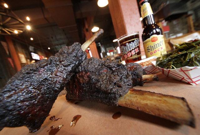 A Cinco de Mayo bash, a rib bigger than your head, and cancer-fighting enchiladas
