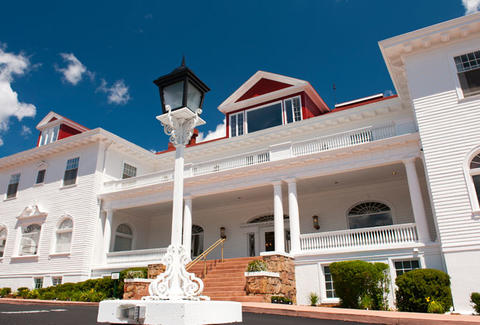 The Stanley Hotel exterior