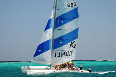 NIYAMA, Maldives Sailing