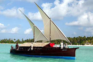 NIYAMA, Maldives Dhoni