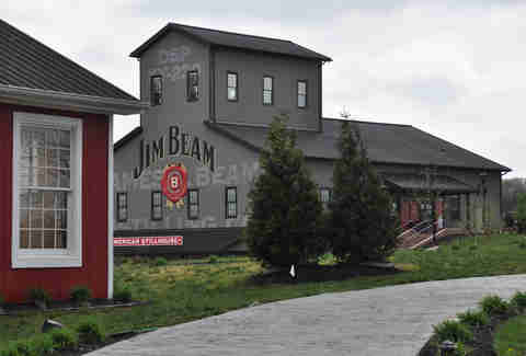 Jim Beam American Stillhouse in Clermont KY