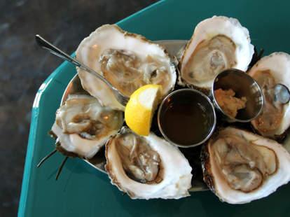 Hillside Farmacy-Austin-Oysters