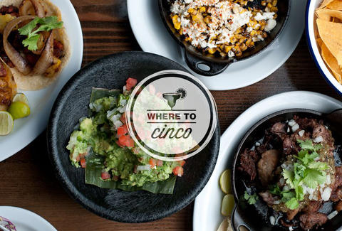 Where to Cinco in Seattle
