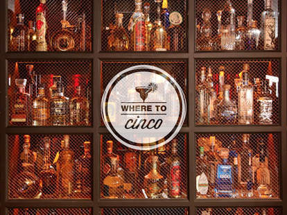 Where to Cinco in Boston