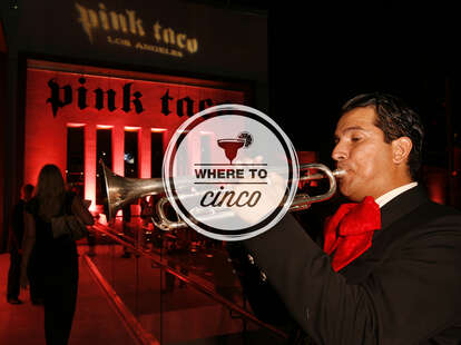 Where to Cinco in LA