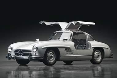 Gullwing Mercedes