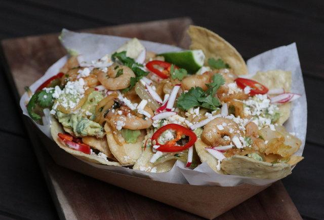Go here. Eat Sriracha Philly cheesesteak tacos.