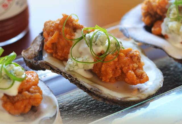 All the naked ladies and blue cheese oysters you can handle