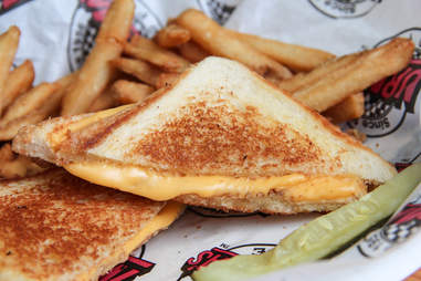 Norma's Grilled Cheese