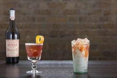 Cocktails from Nightjar