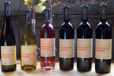 Wine from Brooklyn Winery