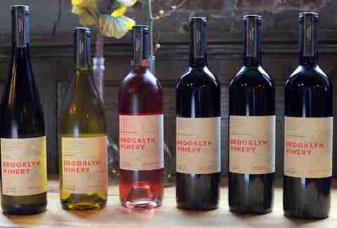 Wine from Brooklyn Winery