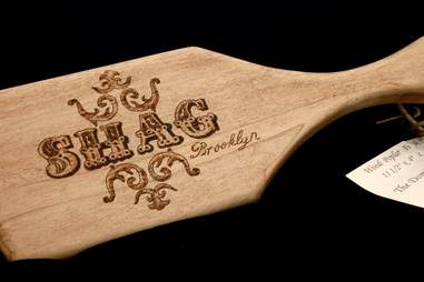 Paddle from Shag