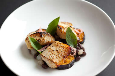 Miso Cod at Fishing With Dynamite, Manhattan Beach, Los Angeles