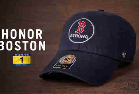 '47's Boston Strong Sox Hat