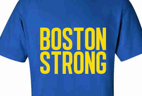 The Original Boston Strong Tee