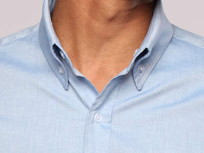 Button down from Wool & Prince