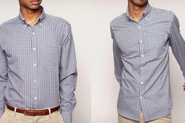 Button downs from Wool & Prince
