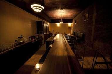 Interior at 1642 Bar