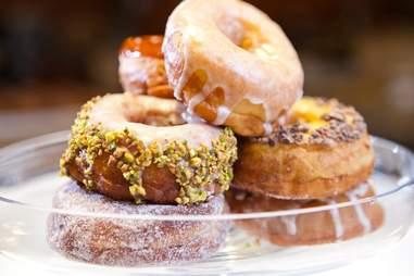 Donuts at Dynamo Donut
