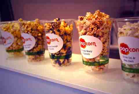 Popcorn varieties at Pop