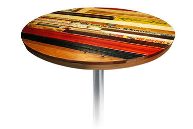 A table from Milwaukee Modern