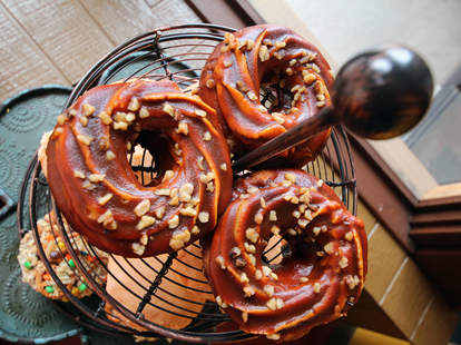 Doughnuts at Glazed & Infused