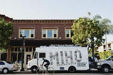 Miho Food Truck in San Diego.