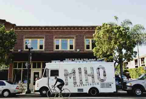 Miho Food Truck in San Diego.
