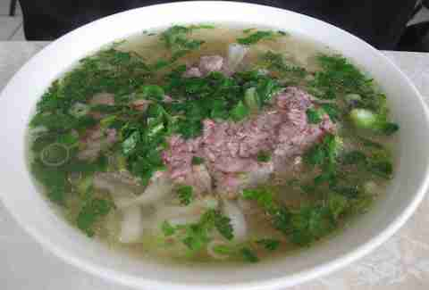 Pho gai at Turtle Tower