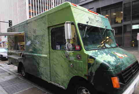 Moral Omnivore Food Truck in Minneapolis