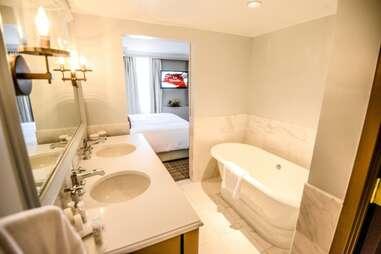 The Graham Hotel Bathroom