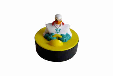 Mighty Duck Puck