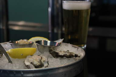 Oysters at Waterfront