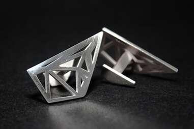 cufflinks from meshu