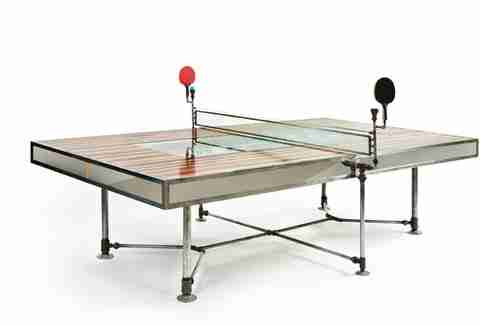 Pingtuated Equillibripong ping pong table