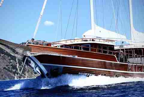 Red Savannah Gulet Charter