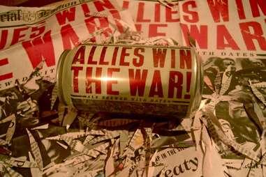 Allies Win The War Ninkasi 21st Amendment