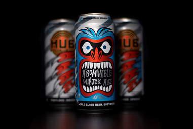 Hopworks Urban Brewery Abominable Ale
