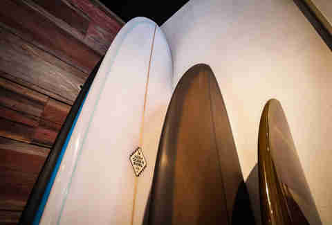 Josh Oldenburg Surfboards