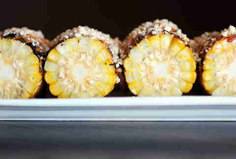 Papagayo's Grilled Corn