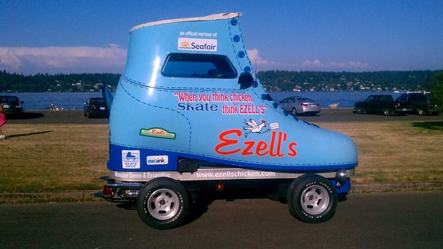 Ezell S Fried Chicken Food Truck