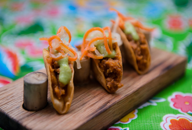 Hot dog tacos, uni tacos, and 9 more tacos that changed the world
