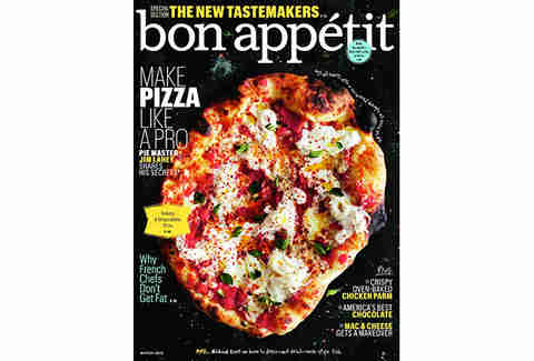 Bon Appétit - March 2012