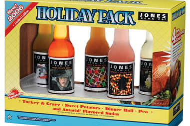Holiday Pack of Jones Soda