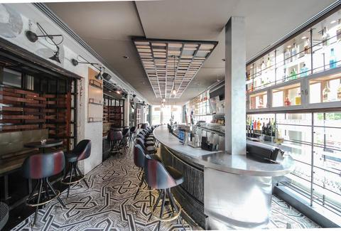 nopa kitchen + bar: a penn quarter, washington dc restaurant.