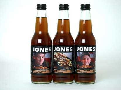 Jones Poutine soda
